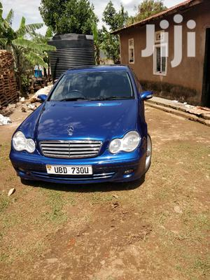 Mercedes-Benz C180 2006 Blue | Cars for sale in Kampala