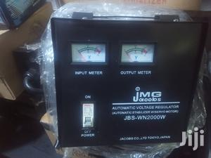 Jacobs Stabilizer 2000 Watts | Electrical Equipment for sale in Kampala