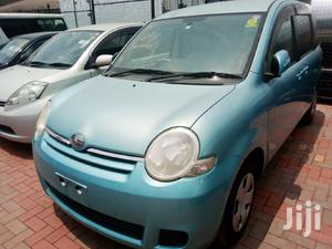 Toyota Sienta 2007 Blue   Cars for sale in Kampala