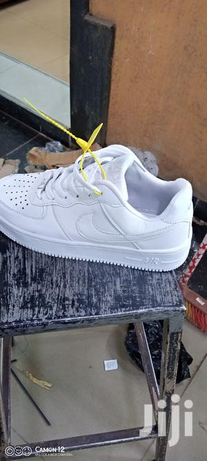 Nike Air Force White | Shoes for sale in Kampala