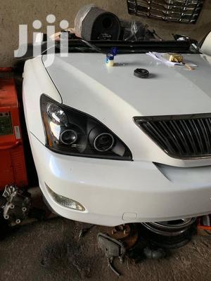 Harrier Kawundo Nose Cut And Parts | Vehicle Parts & Accessories for sale in Kampala