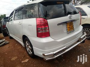 Toyota Wish 2003 White   Cars for sale in Kampala