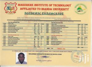 Computing & IT CV   Computing & IT CVs for sale in Nothern Region, Gulu