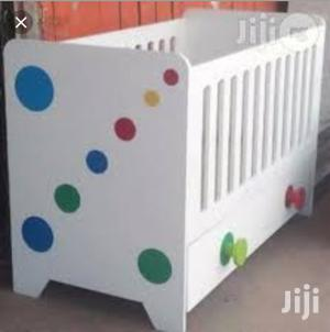 Baby Bed In White   Children's Furniture for sale in Kampala