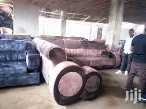 L Shape Sofa Set New Brand   Furniture for sale in Kampala