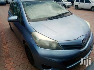 Toyota Vitz 2011 Blue | Cars for sale in Kampala