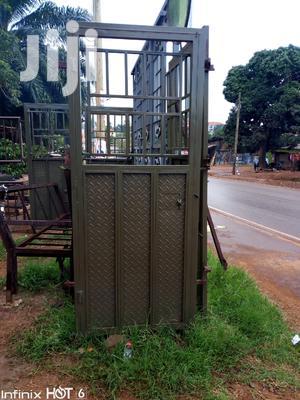 Available Single Greenish Metallic Doors   Doors for sale in Kampala