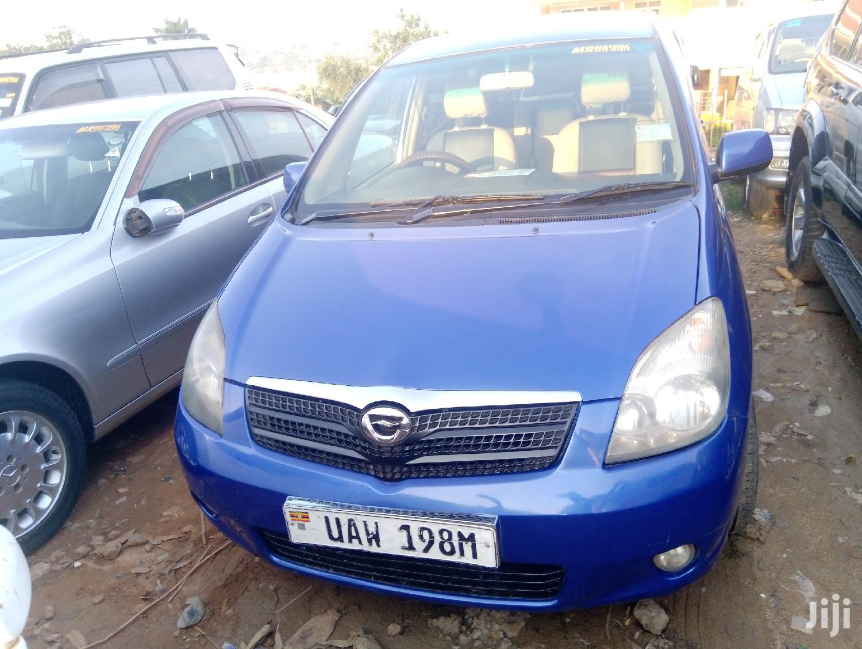 Archive: Toyota Corolla Spacio 2004 Blue