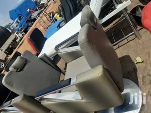 Uk Used Saloon Barber Chairs 2 Each At | Salon Equipment for sale in Kampala
