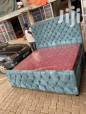 Headboard King Sized Bed | Furniture for sale in Kampala