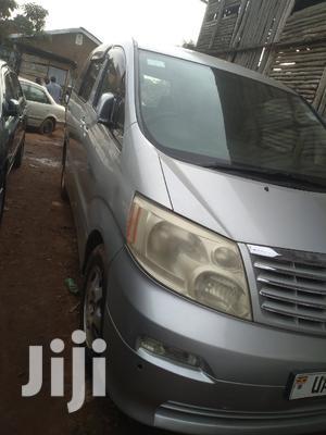 Toyota Alphard 2004 Silver | Cars for sale in Kampala