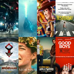 Latest Movies and Series Soft Copy Library | CDs & DVDs for sale in Kampala