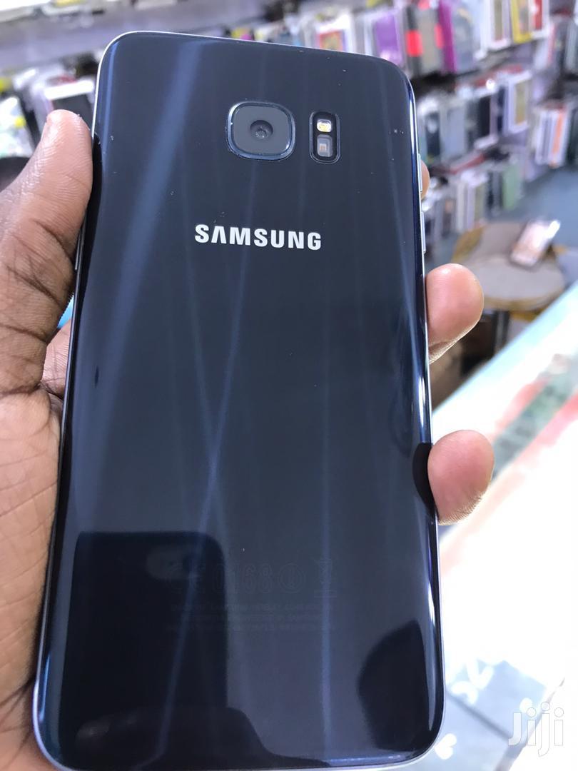 New Samsung Galaxy S7 32 GB Black   Mobile Phones for sale in Kampala, Uganda