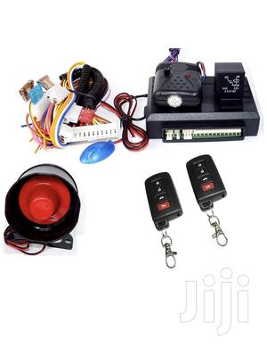 Universal Car Alarm Systems With O2 Remote Control Keys | Vehicle Parts & Accessories for sale in Kampala