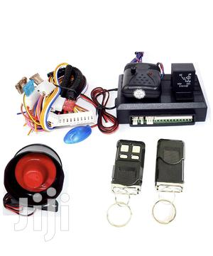 Universal Car Alarm With 2 Remote Control Key | Vehicle Parts & Accessories for sale in Kampala