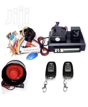 Universal Car Alarm System Remote Control 2 Keys New   Vehicle Parts & Accessories for sale in Kampala