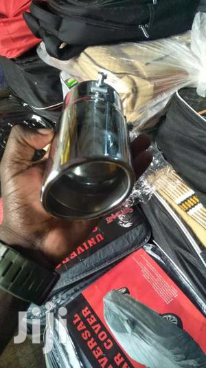 CAR Exhaust End Silver | Vehicle Parts & Accessories for sale in Kampala