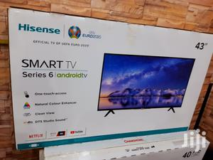 43 Android Smart TV Hisense | TV & DVD Equipment for sale in Kampala