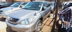 New Toyota Harrier 2008 Gray | Cars for sale in Kampala