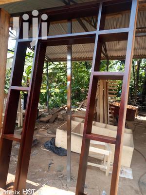 Musambya Door Frame | Doors for sale in Kampala
