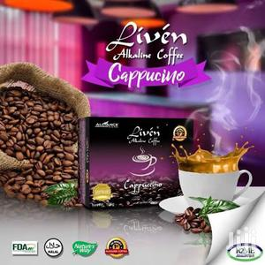 Liven Alkaline Coffee   Sexual Wellness for sale in Kampala