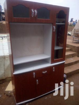 3-Door Mega Cup Board | Furniture for sale in Kampala