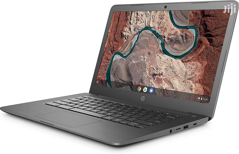New Laptop HP Chromebook 14 4GB Intel Core 2 Quad SSD 60GB | Laptops & Computers for sale in Kampala, Uganda