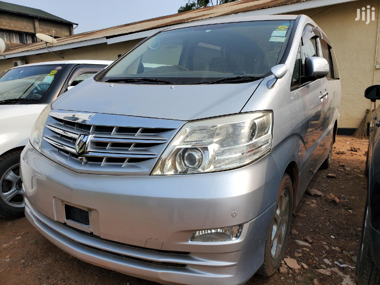 Toyota Alphard 2006 Silver   Cars for sale in Kampala, Uganda