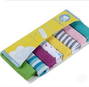 A Pack of 8 Baby Cotton Washcloths /Sponges | Baby & Child Care for sale in Kampala