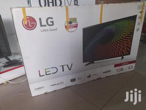 LG 43 Inches Led Digital Flat Screen TV | TV & DVD Equipment for sale in Kampala