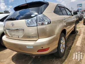 Toyota Harrier 2009 Gold   Cars for sale in Kampala