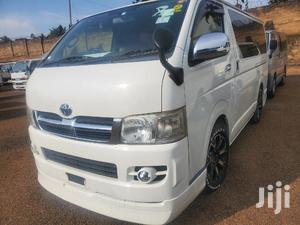 Toyota Hiace 2008   Buses & Microbuses for sale in Kampala
