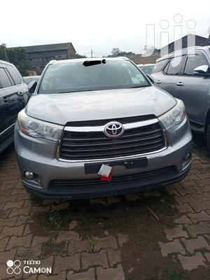 Toyota Kluger 2016 Silver   Cars for sale in Kampala