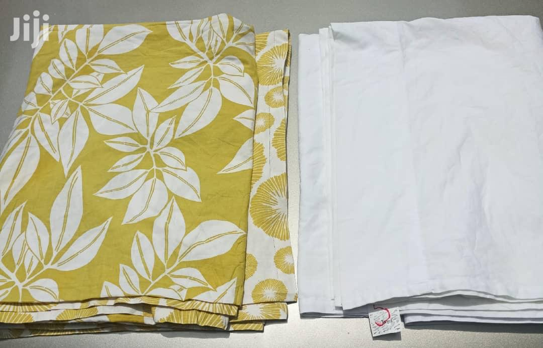 Original Uk Secondhand First Class Bed Sheets | Home Accessories for sale in Kampala, Uganda