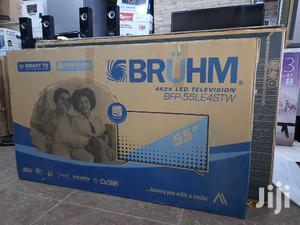 Bruhm 55inch Uhd 4K Android Smart TV | TV & DVD Equipment for sale in Kampala