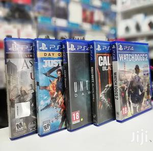 New Sealed Ps4 Games   Video Games for sale in Kampala