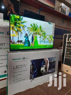 Hisense Frameless 32 Inch Digital Flat Screen TV | TV & DVD Equipment for sale in Kampala
