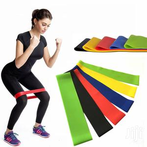 Five Resistance Bands | Sports Equipment for sale in Kampala