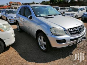 Mercedes-Benz M Class 2007 Silver   Cars for sale in Kampala