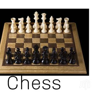 Chess Board Game - Big Size   Books & Games for sale in Kampala