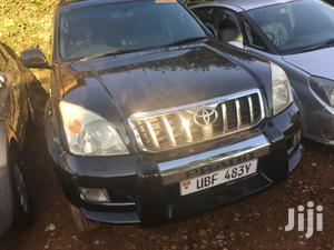 Toyota Land Cruiser Prado 2004 Black | Cars for sale in Kampala