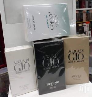 Giorgio Armani Unisex Spray 100 Ml | Fragrance for sale in Kampala