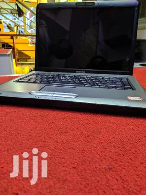 Laptop Toshiba Satellite L500 2GB Intel Core 2 Duo HDD 160GB   Laptops & Computers for sale in Kampala