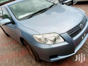Toyota Fielder 2008 Blue   Cars for sale in Kampala