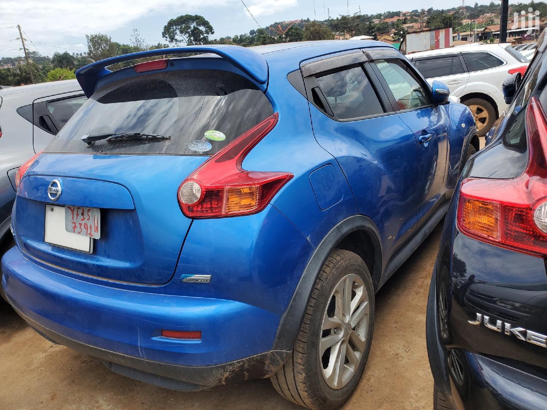 Archive: New Nissan Juke 2008 Blue