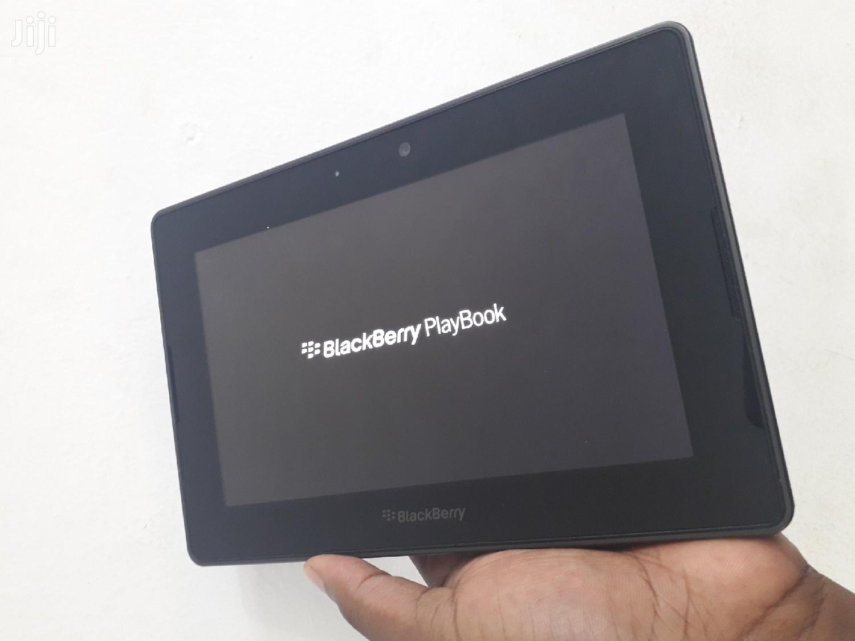 Blackberry 4G LTE Playbook 32 GB Black