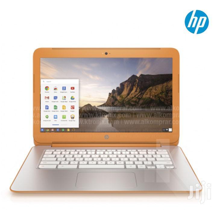 Laptop HP Chromebook 14 G3 4GB Intel Core 2 Quad SSD 60GB   Laptops & Computers for sale in Kampala, Uganda
