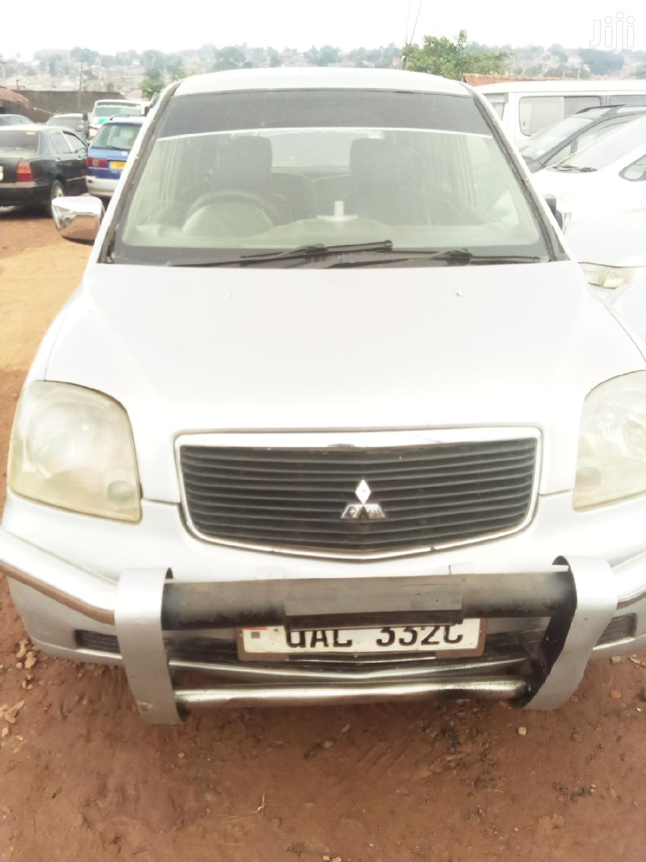 Mitsubishi Verada 2002 Silver | Cars for sale in Kampala, Uganda
