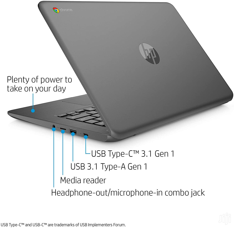 New Laptop HP Chromebook 14 G5 4GB Intel Core 2 Quad SSD 60GB | Laptops & Computers for sale in Kampala, Uganda