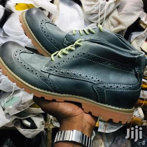 Timberland Gray Boot   Shoes for sale in Kampala